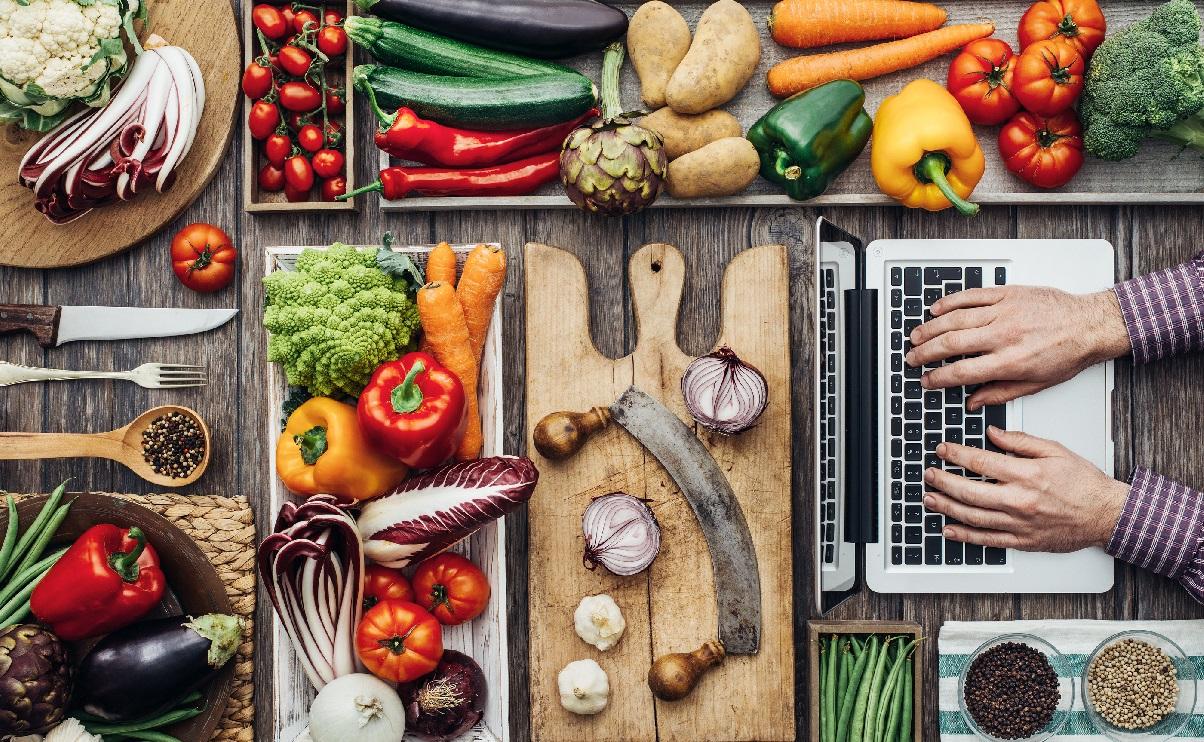 La venta de alimentos online es el futuro